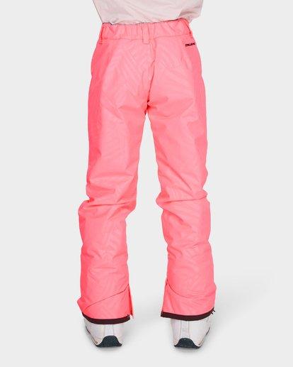 4 TEEN ALUE SNOW PANT Pink L6PG01S Billabong