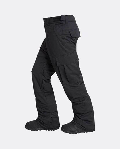 1 Transport 10K Snow Pants Schwarz L6PM01BIF8 Billabong