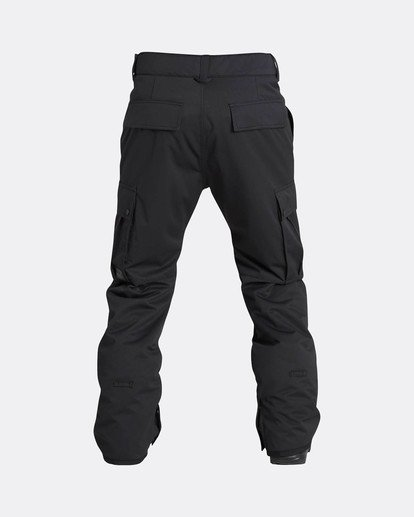 2 Transport 10K Snow Pants Negro L6PM01BIF8 Billabong
