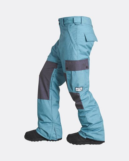 1 Transport 10K Snow Pants Blau L6PM01BIF8 Billabong