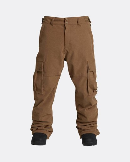 0 Transport 10K Snow Pants Gelb L6PM01BIF8 Billabong