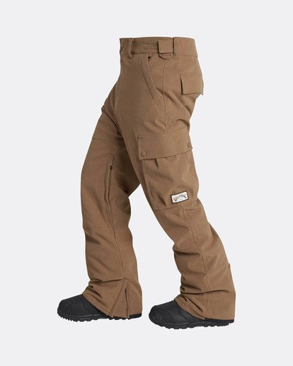 1 Transport 10K Snow Pants Gelb L6PM01BIF8 Billabong