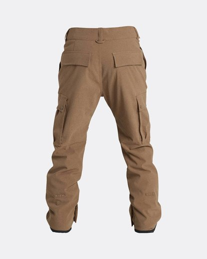 2 Transport 10K Snow Pants Gelb L6PM01BIF8 Billabong
