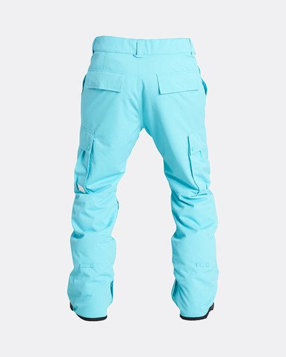 2 Transport 10K Snow Pants Blau L6PM01BIF8 Billabong