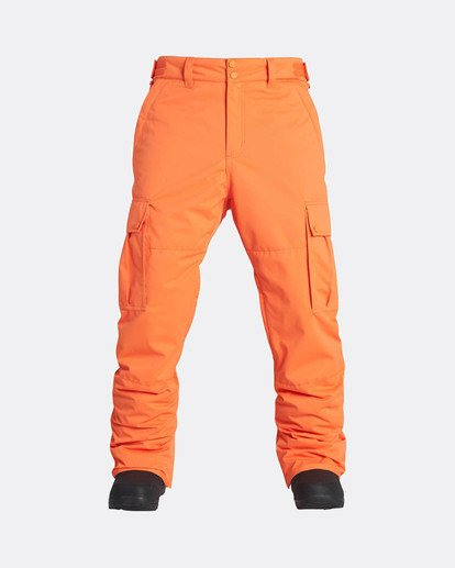 0 Transport 10K Snow Pants Naranja L6PM01BIF8 Billabong