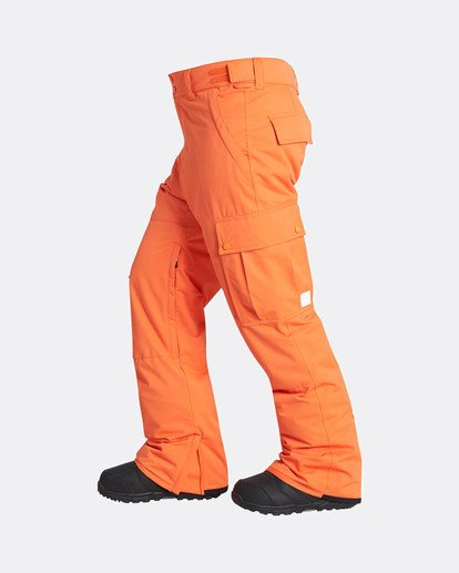 1 Transport 10K Snow Pants Naranja L6PM01BIF8 Billabong
