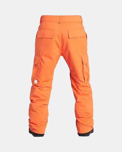 2 Transport 10K Snow Pants Naranja L6PM01BIF8 Billabong