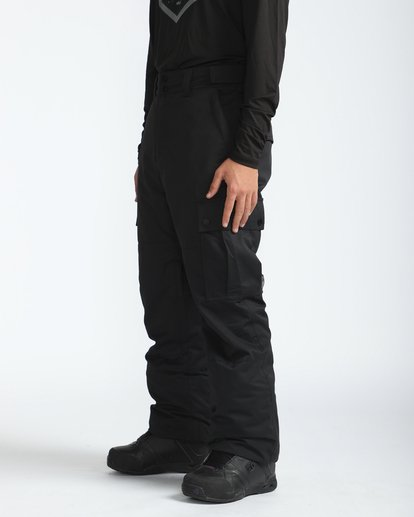 4 Transport 10K Snow Pants Schwarz L6PM01BIF8 Billabong