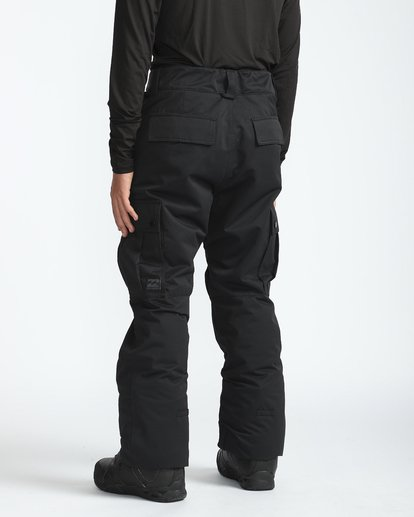 5 Transport 10K Snow Pants Schwarz L6PM01BIF8 Billabong