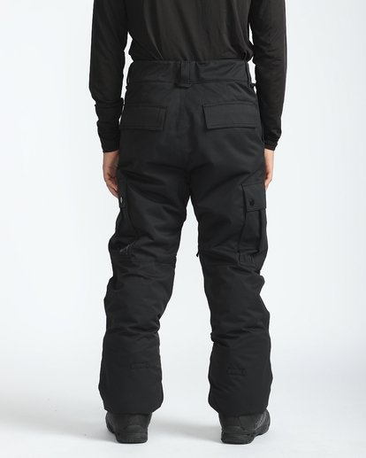 6 Transport 10K Snow Pants Schwarz L6PM01BIF8 Billabong