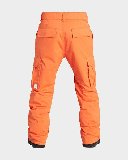 2 TRANSPORT SNOW PANT Orange L6PM01S Billabong