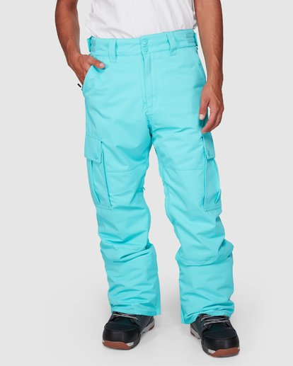 7 Transport Snow Pant Blue L6PM01S Billabong