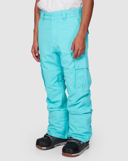 1 Transport Snow Pant Blue L6PM01S Billabong