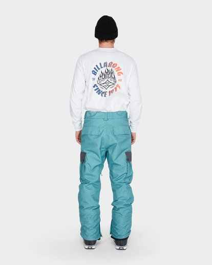 2 Transport Snow Pant Blue L6PM01S Billabong
