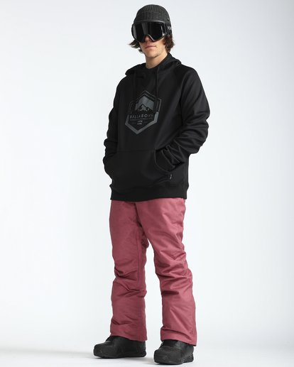 8 Outsider 10K Snow Pants Marron L6PM02BIF8 Billabong