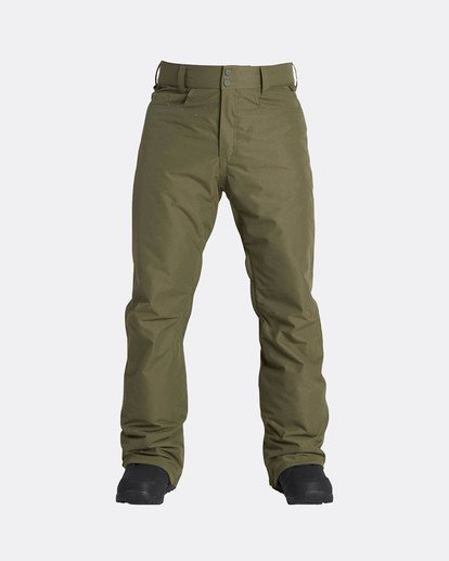5 Outsider 10K Snow Pants Braun L6PM02BIF8 Billabong