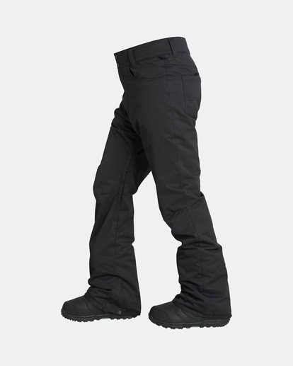 7 Outsider 10K Snow Pants Schwarz L6PM02BIF8 Billabong