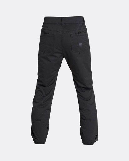 8 Outsider 10K Snow Pants Schwarz L6PM02BIF8 Billabong