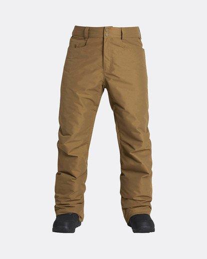 5 Outsider 10K Snow Pants Gelb L6PM02BIF8 Billabong