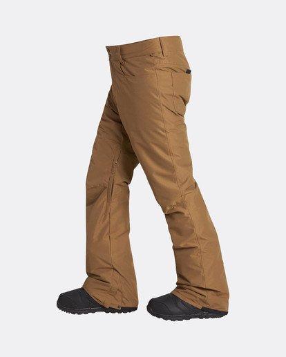 6 Outsider 10K Snow Pants Gelb L6PM02BIF8 Billabong