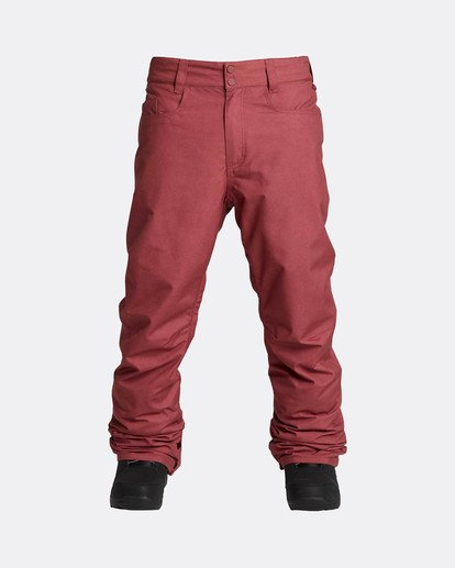 0 Outsider 10K Snow Pants Marron L6PM02BIF8 Billabong