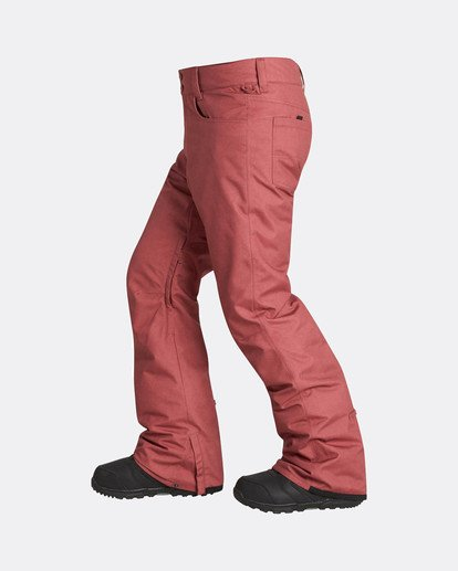 1 Outsider 10K Snow Pants Marron L6PM02BIF8 Billabong
