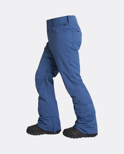 6 Outsider 10K Snow Pants Blau L6PM02BIF8 Billabong