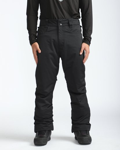 0 Outsider 10K Snow Pants Schwarz L6PM02BIF8 Billabong
