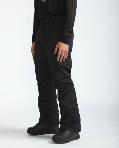 1 Outsider 10K Snow Pants Schwarz L6PM02BIF8 Billabong
