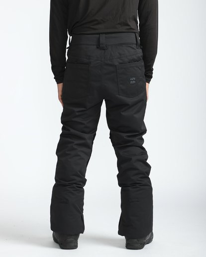 3 Outsider 10K Snow Pants Schwarz L6PM02BIF8 Billabong