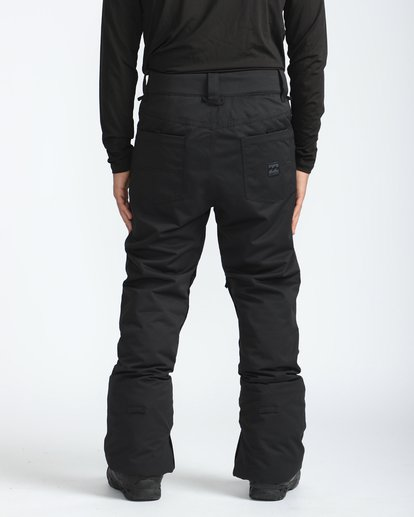 4 Outsider 10K Snow Pants Schwarz L6PM02BIF8 Billabong