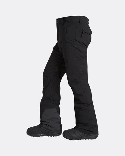 1 OUTSIDER SNOW PANT Black L6PM02S Billabong