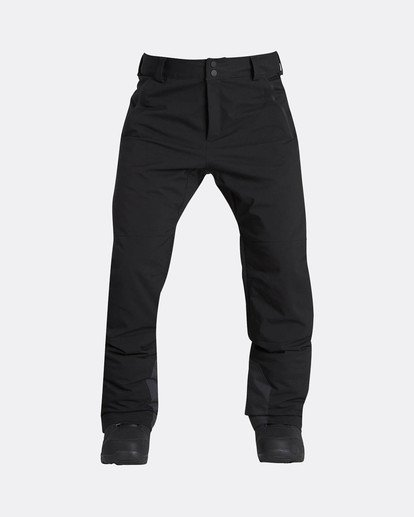 0 Compass 15K Stretch Snow Pants Negro L6PM04BIF8 Billabong