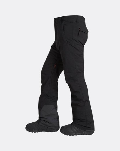 1 Compass 15K Stretch Snow Pants Negro L6PM04BIF8 Billabong