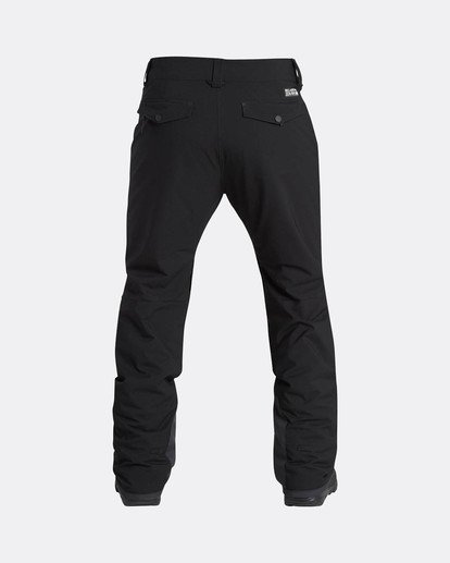 2 Compass 15K Stretch Snow Pants Negro L6PM04BIF8 Billabong