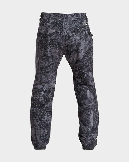 2 COMPASS SNOW PANT Grey L6PM04S Billabong