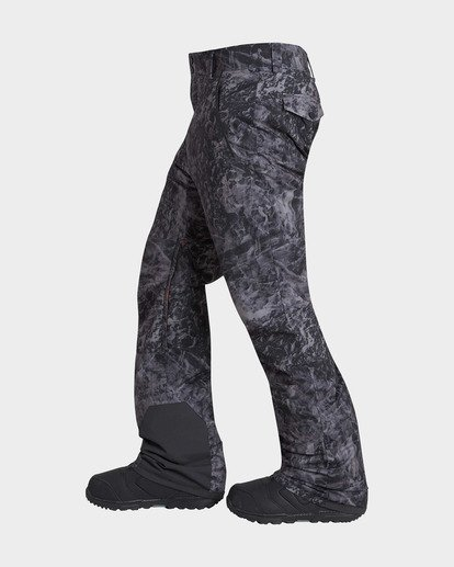 1 COMPASS SNOW PANT Grey L6PM04S Billabong