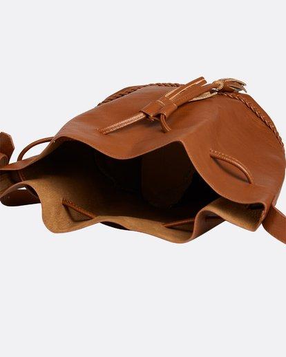 3 Berkshire Bucket Bag Marron L9BG01BIF8 Billabong