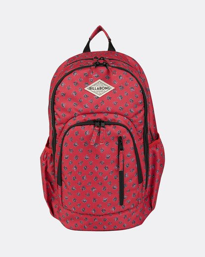 0 Roadie Backpack Rojo L9BP04BIF8 Billabong