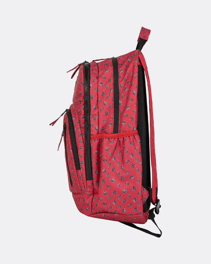 1 Roadie Backpack Rojo L9BP04BIF8 Billabong