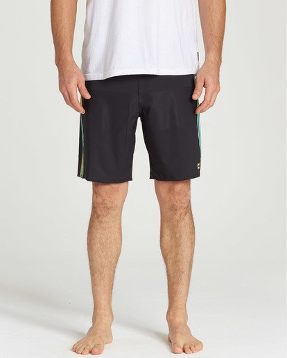 4 Dbah Airlite Boardshort Black M101TBDB Billabong