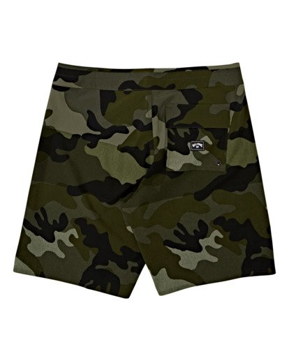 1 Tribong Airlite Boardshorts Green M1021BTA Billabong