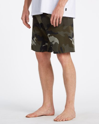 3 Tribong Airlite Boardshorts Green M1021BTA Billabong