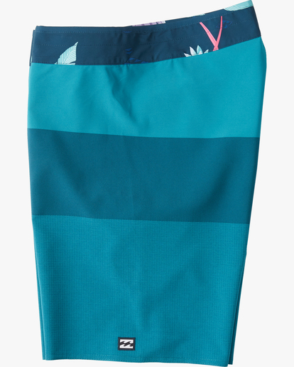 "5 Tribong Airlite Boardshorts 19"" Blue M1023BTA Billabong"
