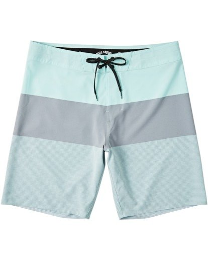 "0 Tribong Airlite Boardshorts 19"" Blue M1023BTA Billabong"