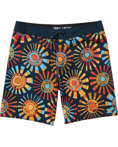 0 Sundays Airlite Boardshorts Orange M102NBSU Billabong