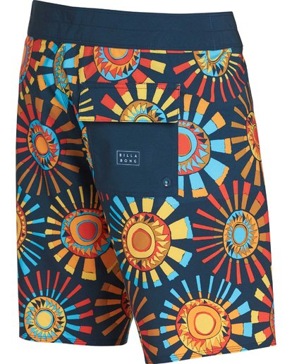 2 Sundays Airlite Boardshorts Orange M102NBSU Billabong