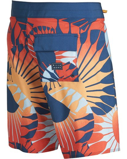 3 Sundays Airlite Boardshorts Red M102NBSU Billabong