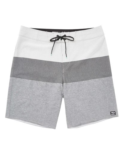 0 Tribong Airlite Boardshorts Grey M102TBTB Billabong