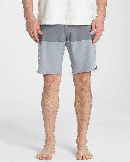 2 Tribong Airlite Boardshorts Grey M102TBTB Billabong